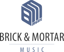 Brick&Mortar Music Logo