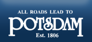 Logo for the Town of Potsdam